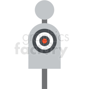 game target clipart icon