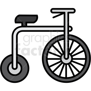 bicycle icon clipart. Commercial use image # 409945