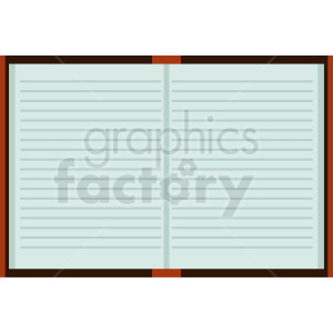 open book clipart clipart. Royalty-free image # 411022