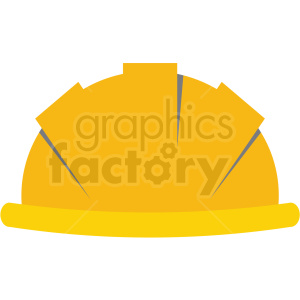 construction hat vector clipart clipart. Commercial use image # 411676
