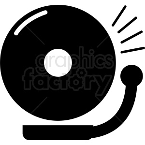 bell ringing clipart. Royalty-free icon # 411935