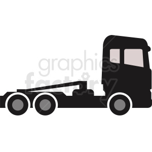 semi truck clipart clipart. Royalty-free image # 412050
