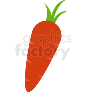 cartoon carrot clipart clipart. Royalty-free image # 412261