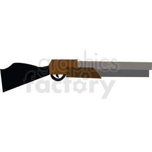 shotgun vector clipart icon clipart. Commercial use image # 412971