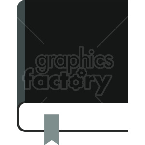 closed book vector clipart 4 clipart. Commercial use image # 413442
