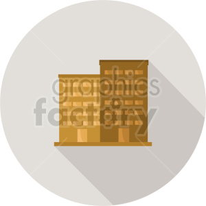office building vector clipart 2 clipart. Commercial use image # 413471