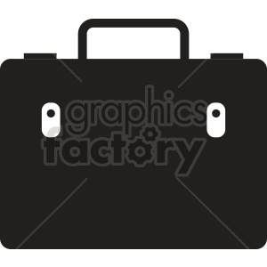 briefcase vector clipart 4 clipart. Commercial use image # 413522