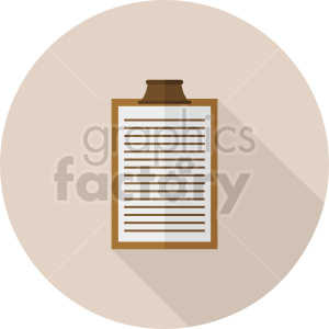 clipboard vector clipart 1 clipart. Commercial use image # 413532