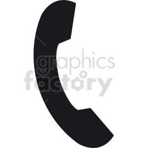 phone vector icon graphic clipart 4 clipart. Commercial use image # 413592