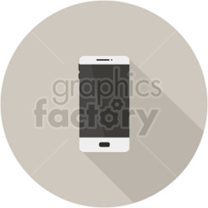smartphone vector icon graphic clipart 11 clipart. Commercial use image # 413598