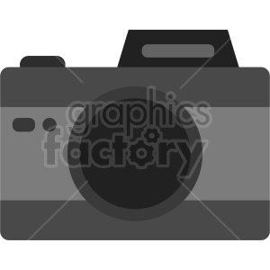 camera vector clipart 9 clipart. Commercial use image # 413603