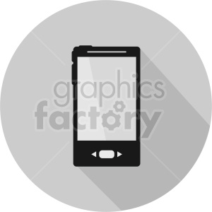 smartphone vector icon graphic clipart 9
