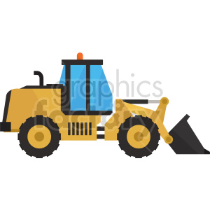 excavator vector graphic clipart 1 clipart. Commercial use image # 413632
