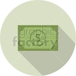 dollar vector icon graphic clipart 2