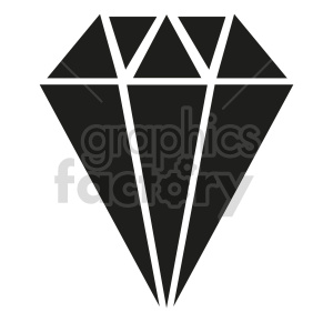 diamond vector icon graphic clipart