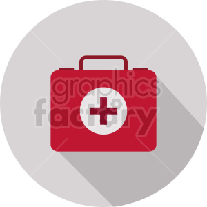 medical case vector graphic clipart clipart. Royalty-free image # 413797