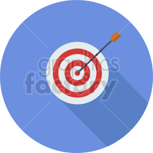 target vector icon graphic clipart 2