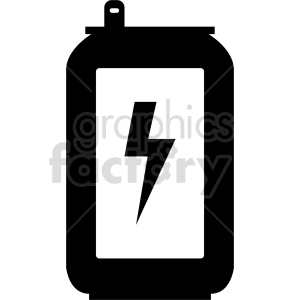 isometric energy drink vector icon clipart 4 clipart. Commercial use image # 413949