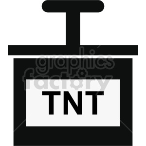 isometric tnt vector icon clipart 3 clipart. Commercial use image # 414455