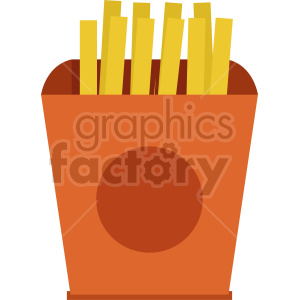 french fries clipart clipart. Commercial use image # 415168