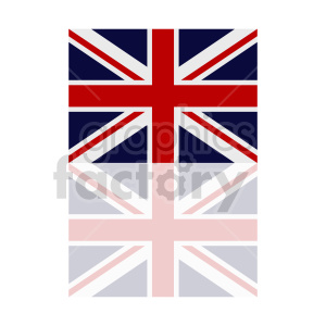 Great Britain flag vector clipart 01 clipart. Commercial use image # 415366