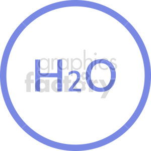 h2o vector clipart clipart. Commercial use image # 415514