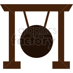 gong clipart clipart. Commercial use image # 415593