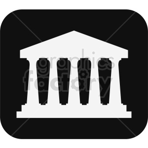 Government vector symbol clipart. Commercial use image # 415637
