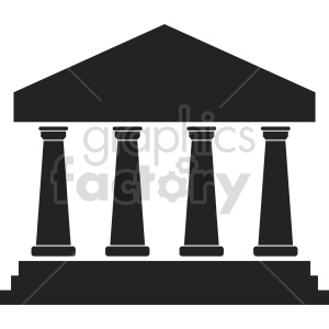 greek pillar clipart clipart. Commercial use image # 415653