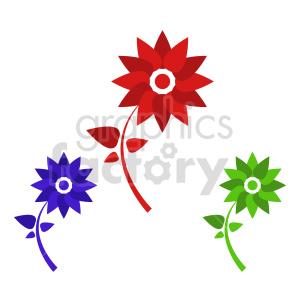 flower bundle vector design 7 clipart. Commercial use image # 415768