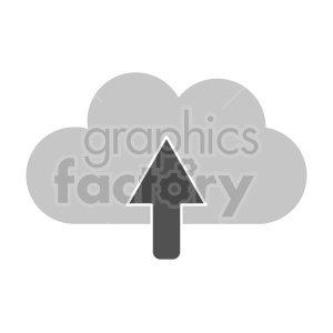 upload symbol vector icon clipart. Commercial use image # 416361