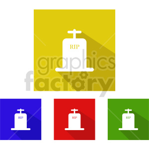 rip tombstone vector clipart clipart. Commercial use image # 416395