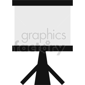 cartoon whiteboard vector clipart clipart. Commercial use image # 416401