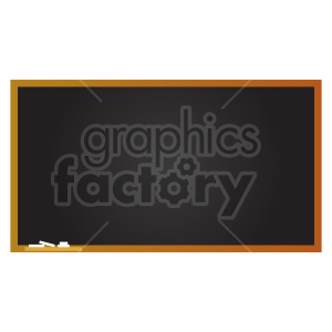 wall chalkboard vector clipart clipart. Commercial use image # 416406