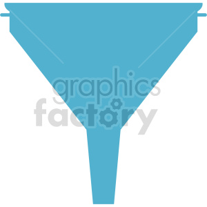 oil funnel vector clipart clipart. Commercial use image # 416418
