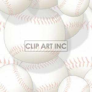 baseball background  clipart. Commercial use image # 128155