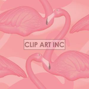 100905-flamingo_light background. Royalty-free background # 128165