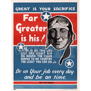 war posters world II   MPW00010 Clip Art Old War Posters