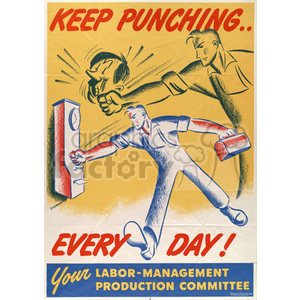 war posters world II   MPW00030 Clip Art Old War Posters