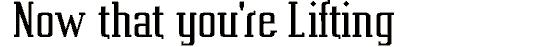 vahika font. Commercial use font # 174705