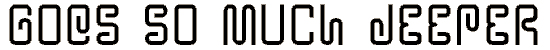 y2kbug font. Royalty-free font # 174715