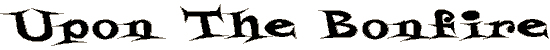 styrofoa font. Royalty-free font # 174907