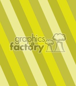 striped yellow background clipart. Royalty-free image # 371325