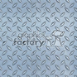 tiled diamond plate background clipart. Royalty-free image # 372173