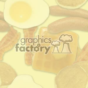 102906-breakfast-light clipart. Commercial use image # 372187