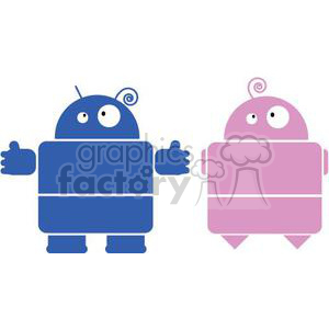 robot-v3 clipart. Commercial use image # 380802