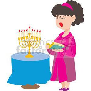 hanukkah-007 clipart. Royalty-free image # 381475