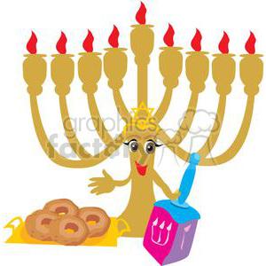 hanukkah-025 clipart. Royalty-free image # 381480
