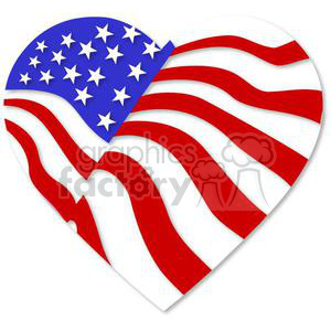 American love clipart. Royalty-free image # 381699