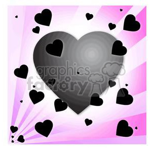 love clipart. Commercial use image # 381709